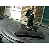 WEIGHTED FRICTION MOUNT & SUCTION CUP ARM for TOMTOM GO 520, 720, 920, 530, 730, 930