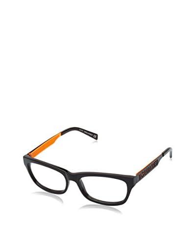 D Squared Montura Dq5095 (54 mm) Negro / Naranja