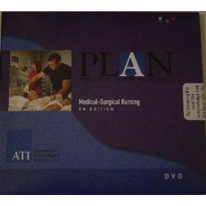 Plan: Medical-Surgical Nursing (Prescriptive Learning for All Nurses, DVD Video) Assessment Technologies Institute