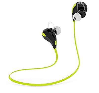 Soundpeats Soundbeats QCY Qy7 Mini Lightweight Wireless Stereo Sports/running & Gym/exercise Bluetooth Earbuds Headphones Headsets W/microphone for Iphone 5s 5c 4s 4, Ipad 2 3 4 New Ipad, Ipod, Android, Samsung Galaxy, Smart Phones Bluetooth Devices