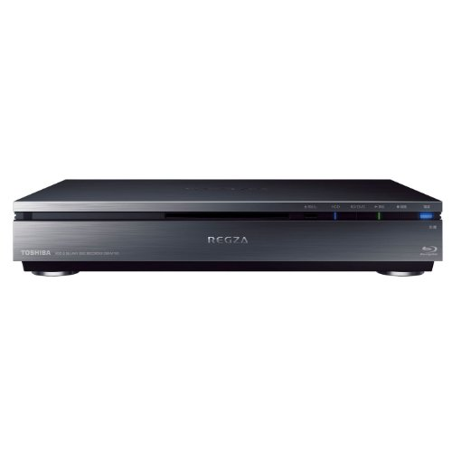 TOSHIBA REGZAブルーレイ 3Dディスク・タイムシフトマシン・外付けUSBハードディスク対応ブルーレイディスクレコーダー HDD5TB DBR-M190