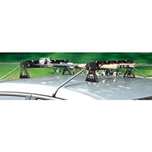 Koller craft roof rack and go fishing rod for Fishing rod roof rack