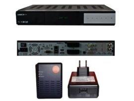 Venton UniBoX HD3 1xDVB-S2 HDTV Linux Sat Receiver inkl. Alice Powerlan 200 Mbit