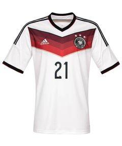 adidas DFB Trikot Home Reus WM 2014 Herren L - 54