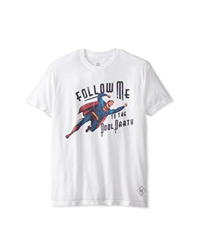 Kinetix Men's Superman Pool T-Shirt
