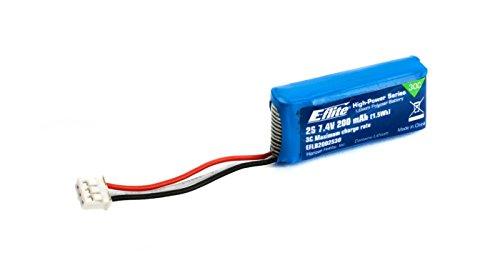 E-Flite 200mAh 2S 7.4V 30C LI-PO - 1