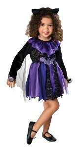 Midnight Bat Costume - Toddler