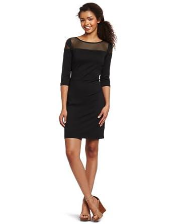 BB Dakota Women's Jada Dress, Black, Small