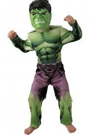 Marvel Hulk - Kids Costume 7 - 8 Years Picture