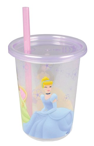 The First Years 3 Pack Disney Princess Take & Toss Straw Cup