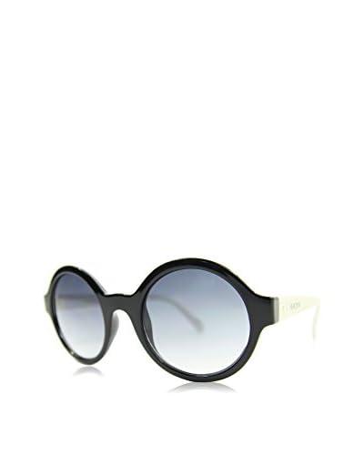 BENETTON Gafas de Sol 985S-01 (49 mm) Negro / Blanco