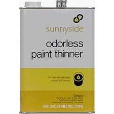 Sunnyside Corporation 705G1 Odorless Paint Thinner Gal. - (Pack of 6)