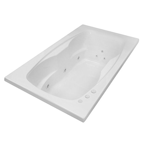 Carver-Tubs-AR7242-Whirlpool-II-Package-12-Jets-72L-x-42W