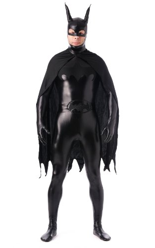 BlackSunnyDay Spandex Batman Dark Night BodySuit Costume