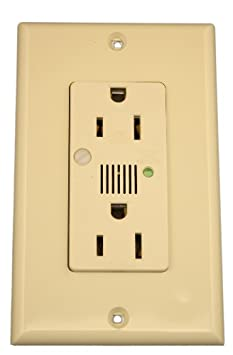 Liberty Garden Products Duplex Outlet Kit 1 Pounds Surge Protected