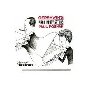 Gershwin's Piano Improvisations