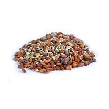 Salty Pretzels - Dark Chocolate Chips & Roasted Pumpkin & Sunflower Kernels By Gerbs - 2Lb. Deal. Certified Top 10 Allergen Free - Vegan - Non Gmo