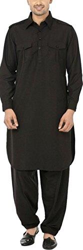 Royal-Mens-Linen-Cotton-Pathani-Suit-Sets