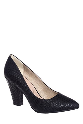 Penthhouse Pointed Toe Heel