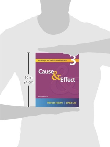 Cause & Effect: Reading and Vocabulary Development 3 (Reading  & Vocabulary Devlelopment)