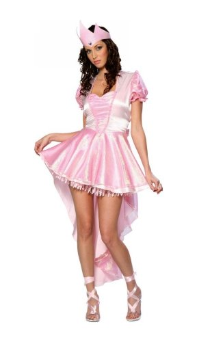 Glinda Ballerina Witch Costume - Adult Costume