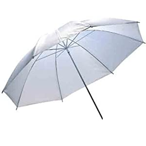 CowboyStudio 43 inch soft White Diffuser Photo Studio Umbrella