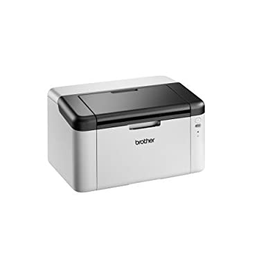 Brother HL-1201 Monochrome Laser Printer (White)
