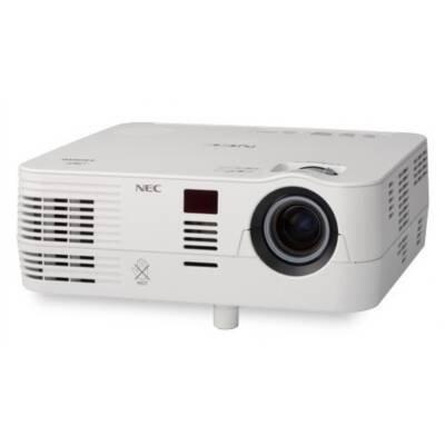 NEC NP-VE281X 3D Ready DLP Projector 720p HDTV 4:3 1024x768 XGA 3000:1 2800 lumens HDMI VGA Speaker
