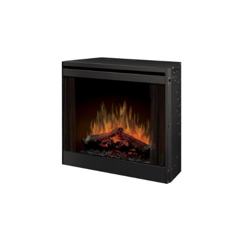 Dimplex Bfsl33 33 Inch Built In Slim Electric Firebox Lowes Lowes Electric Fireplace