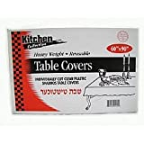 Clear Heavy Duty Table Cover Protector 70 X 108 (1 each)