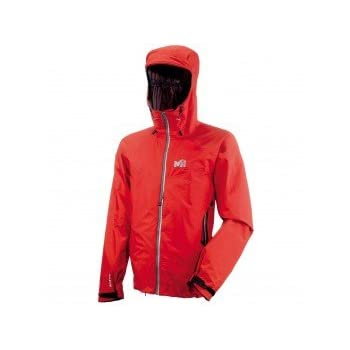 MILLET Point break 3L gore-tex Veste montagne homme miv4615 rouge