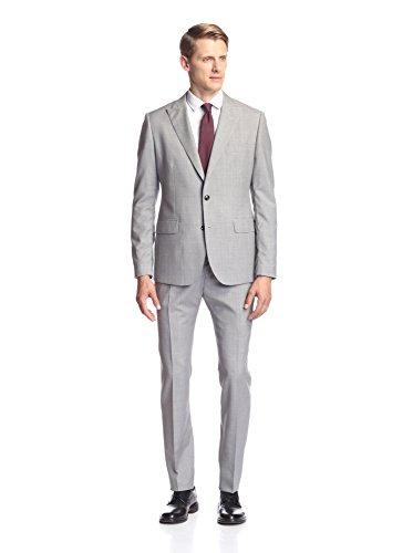 Hardy Amies Men's Peak Lapel Suit