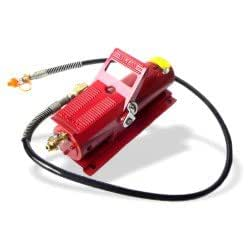 .com: 10 Ton Foot Air/ Hydraulic Porta Power Pump: Home Improvement