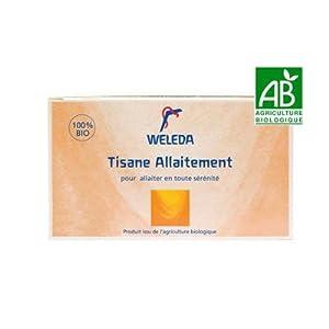 Weleda Tisane allaitement 20 sachets 40g