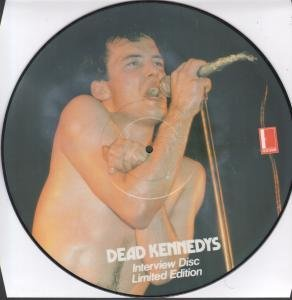 INTERVIEW DISC LP (VINYL ALBUM) - RED DOOR by DEAD KENNEDYS