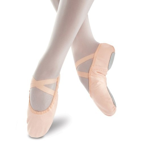 Danshuz Womens Pro Soft Canvas Mesh Dance Ballet Shoes