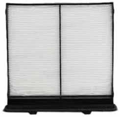 TYC 800122P Subaru Replacement Cabin Air Filter