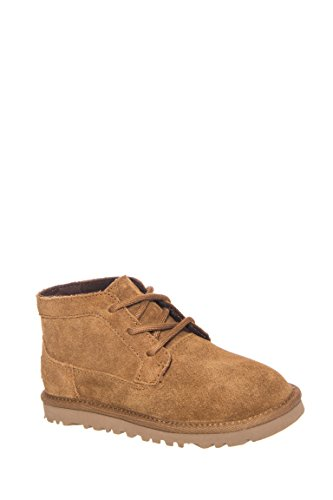 Boy's Derick Casual Flat Boot