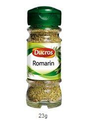 DUCROS - Poivres Herbes Epices - Herbes - Romarin - 23 g