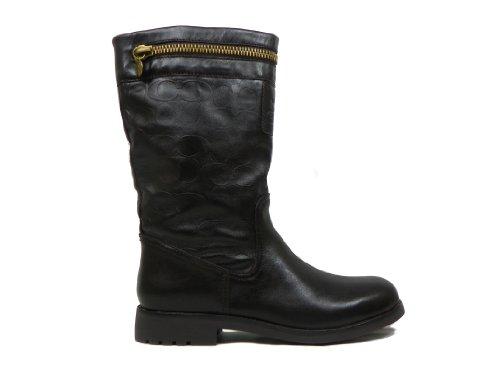 Coach Women's Vinni Signature Debos Boots (Chestnut) (11 M US Women)