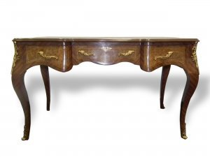 royalartmeubles-Bureau De Style Louis Xv L : 40 P: 40 H: 95