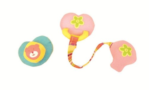 Manhattan Toy Baby Stella Pacifier Accessory Set for Nurturing Dolls - 1
