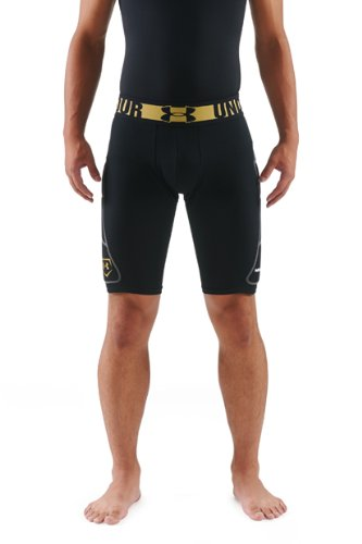 (Under armour) UNDER ARMOUR UA breaks rider III MBB7436 BLK/GLD LG