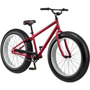 "26"" Mongoose Beast Men's Oversized All Terrain Bike RED"