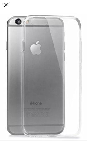 Spigen Liquid Armor iPhone 6S Case / iPhone 6 Case with Durable Flex Soft Case for Apple iPhone 6S / iPhone 6 - Crystal Clear