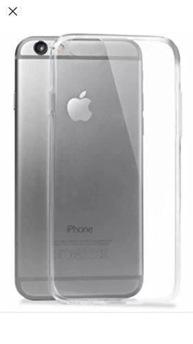 iPhone 6s Case, Spigen® iphone 6 case cover [Liquid Armor] [Crystal Clear] Premium Clear Flexible Soft TPU / SOFT-FLEX Extra Grip Case iPhone 6/6s Cover for iPhone 6 (2014) / 6s (2015) - Crystal Clear (SGP11753)