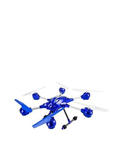 Drone Hexa Infiltrator Azul
