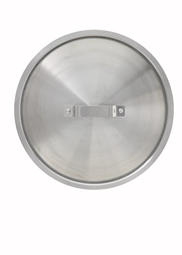 Winco AXS-40C Stock Pot Cover, 40-Quart