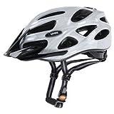 Uvex - Onyx Helmet, Carbon White - 52-57Cm