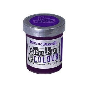 Jerome Russell Punky Colour Cream Plum (Punky Color Purple Hair Dye compare prices)